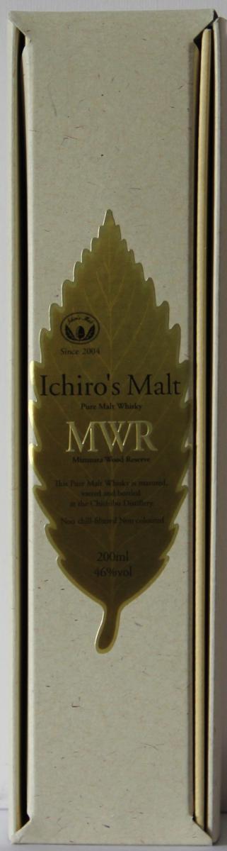 Ichiro's MWR