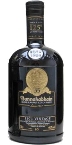 Bunnahabhain 125th Anniversary