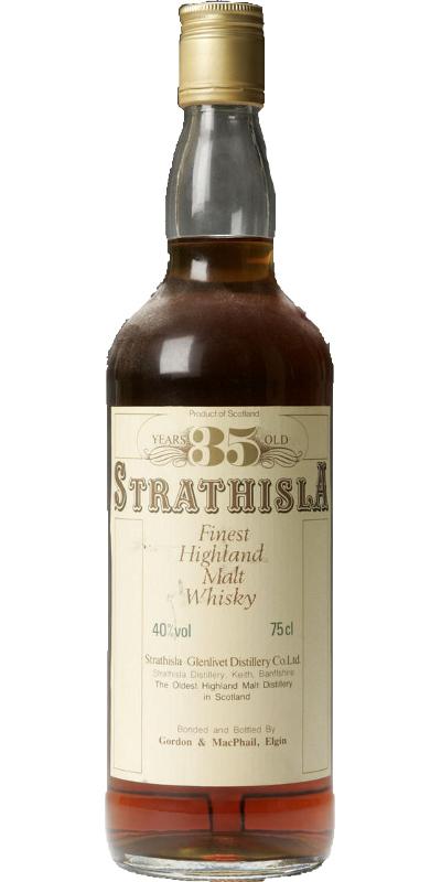 Strathisla 35-year-old GM