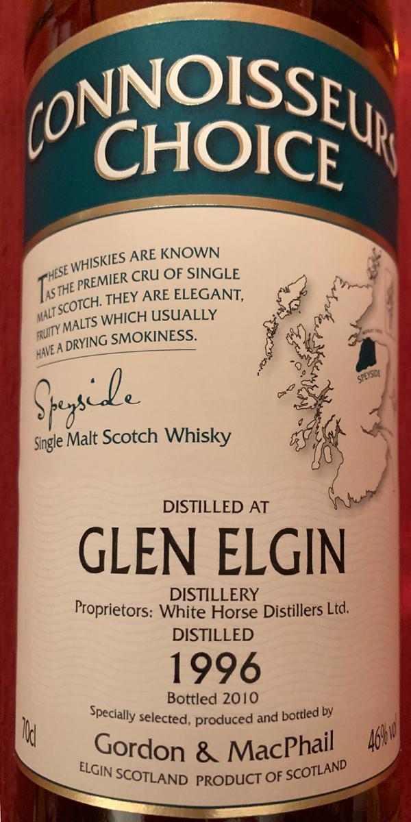 Glen Elgin 1996 GM
