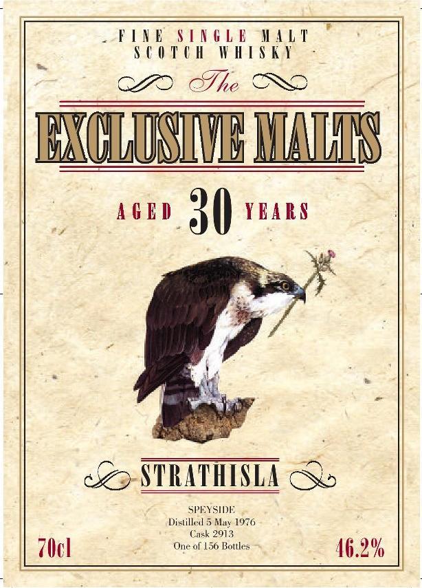 Strathisla 1976 CWC