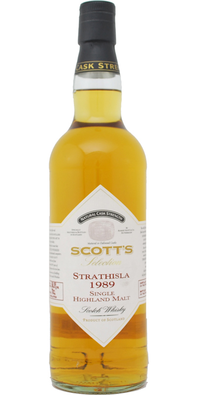 Strathisla 1989 Sc