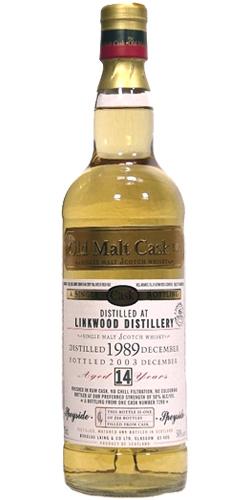 Linkwood 1989 DL