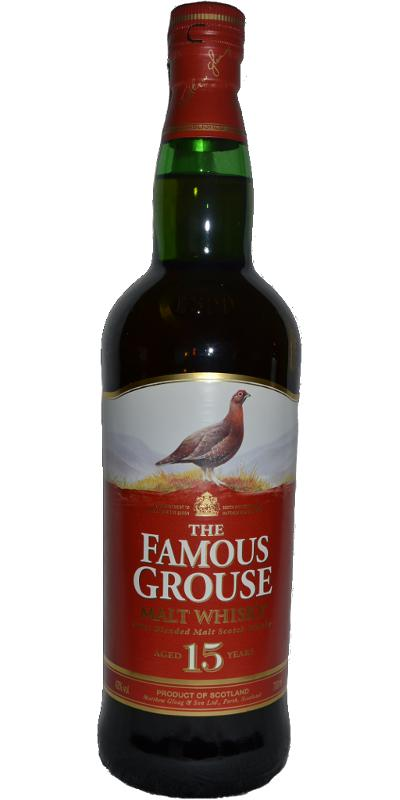 The Famous Grouse 15-year-old