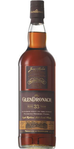 Glendronach 33-year-old