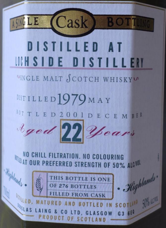 Lochside 1979 DL