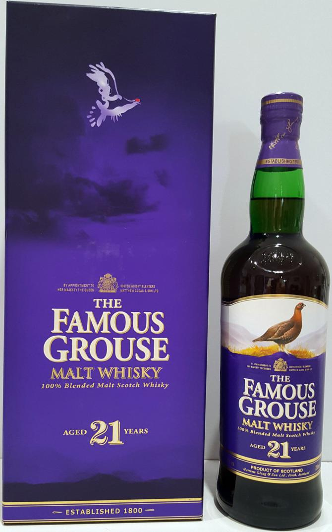 The Famous Grouse 21-year-old