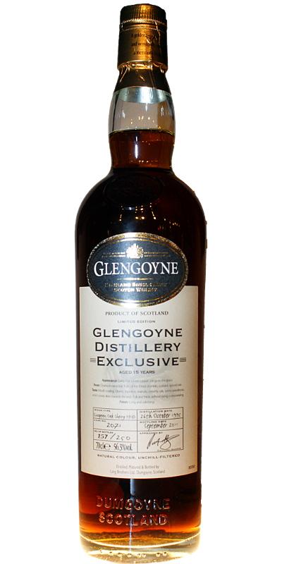 Glengoyne 1995