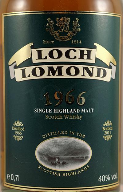 Loch Lomond 1966