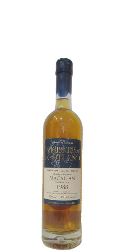 Macallan 1988 SMD