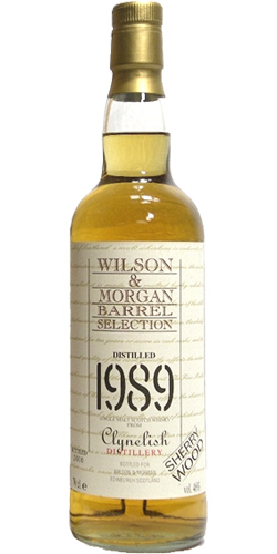 Clynelish 1989 WM