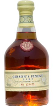 Gibson's Finest 18-year-old
