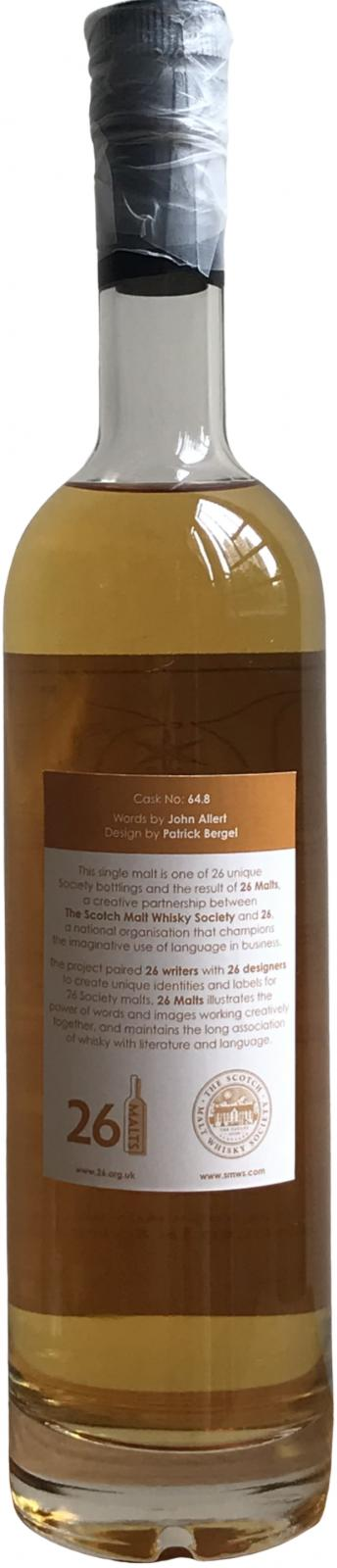 Mannochmore 12-year-old SMWS 64.8