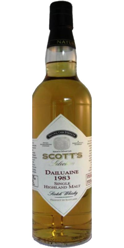 Dailuaine 1983 Sc