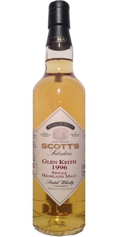Glen Keith 1996 Sc