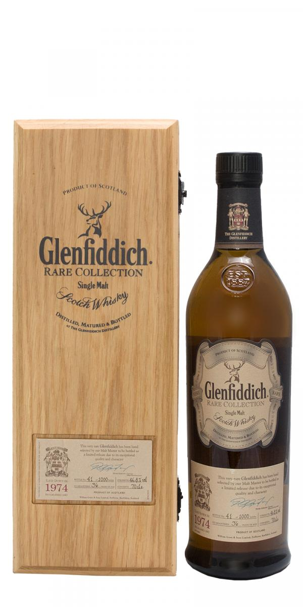 Glenfiddich 1974