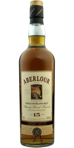 Aberlour 15-year-old