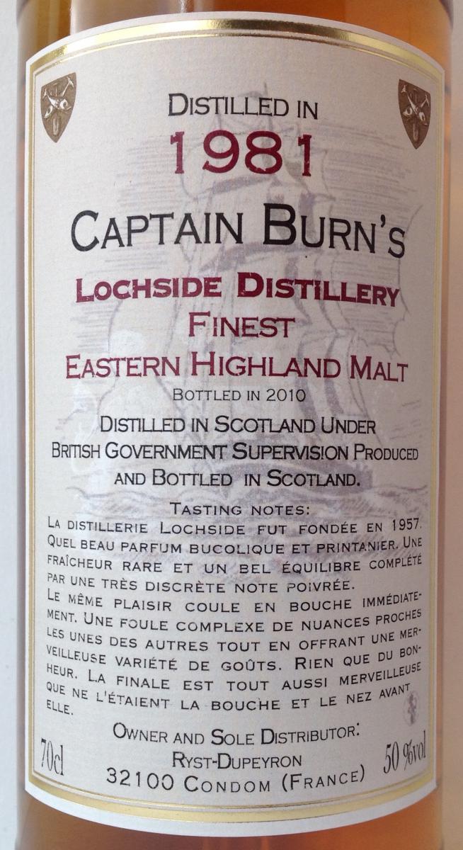Lochside 1981 CpB