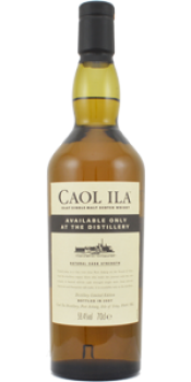 Caol Ila Available only at the Distillery