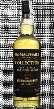 Bunnahabhain 2001 GM