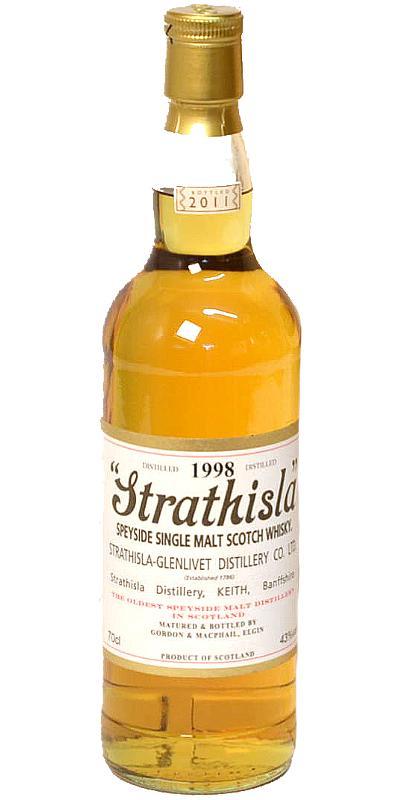 Strathisla 1998 GM