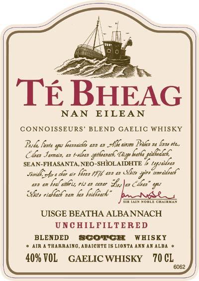 Té Bheag Nan Eilean PNL