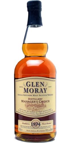 Glen Moray 1974