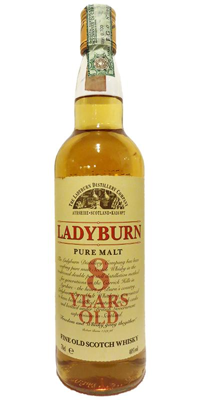 Ladyburn 08-year-old