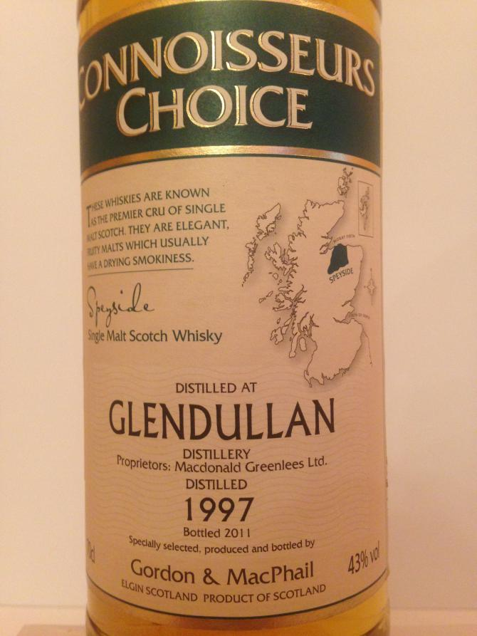 Glendullan 1997 GM