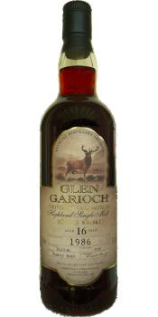 Glen Garioch 1986
