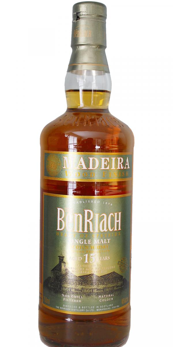 BenRiach 15-year-old Madeira