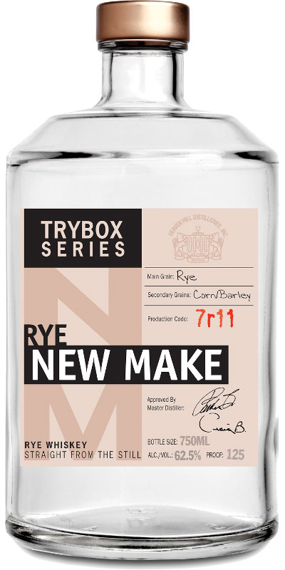 Heaven Hill New Make - Rye