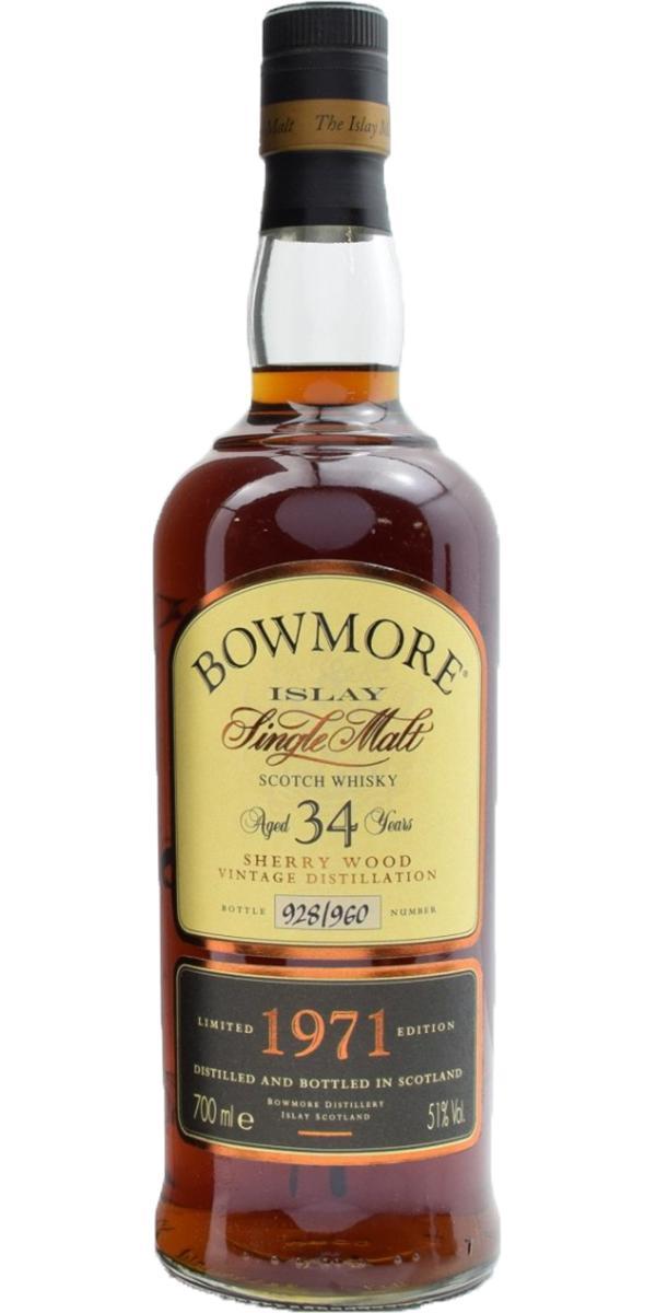 Bowmore 1971