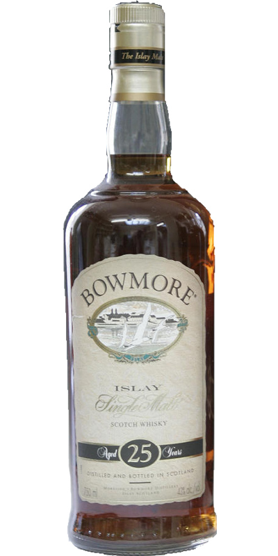 Bowmore 25-year-old