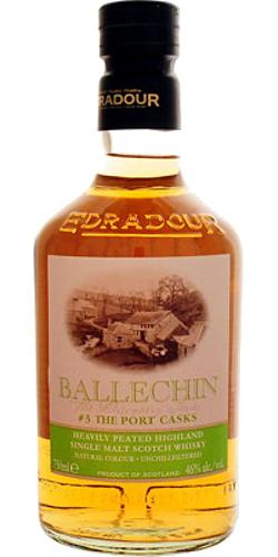 Ballechin Batch 3