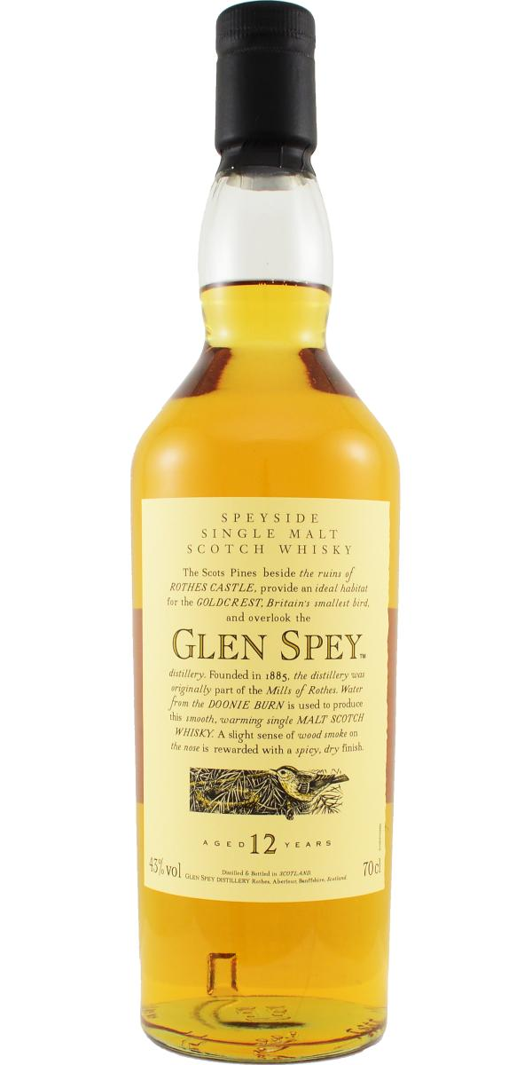 Glen Spey 12-year-old