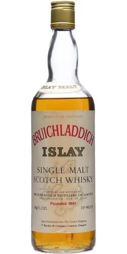 Bruichladdich Islay