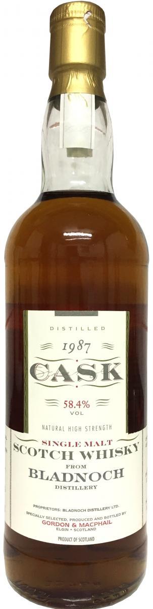 Bladnoch 1987 GM