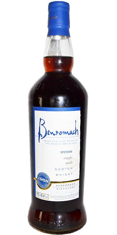Benromach 1968