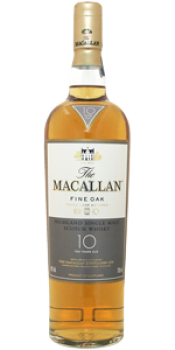 Macallan 10-year-old
