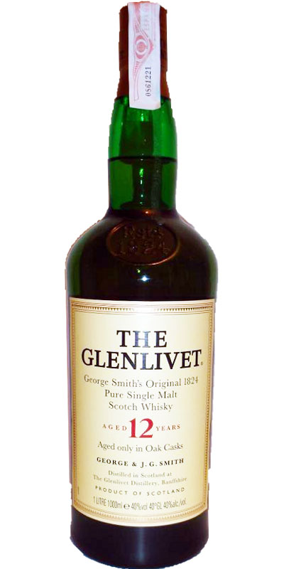 Glenlivet 12-year-old