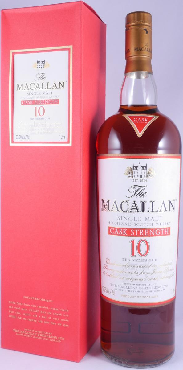 Luxury Single Malt Scotch Whisky - The Macallan®