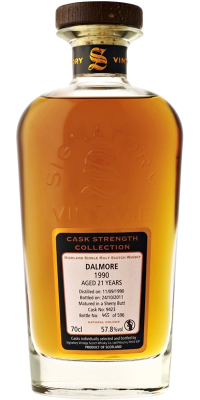Dalmore 1990 SV