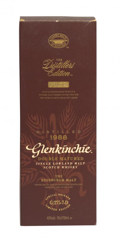 Glenkinchie 1988