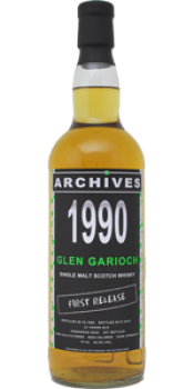 Glen Garioch 1990 Arc