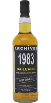 Dailuaine 1983 Arc
