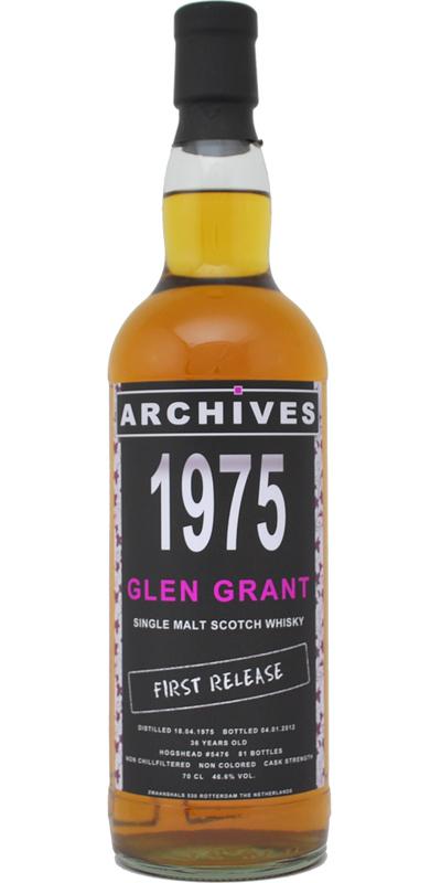 Glen Grant 1975 Arc