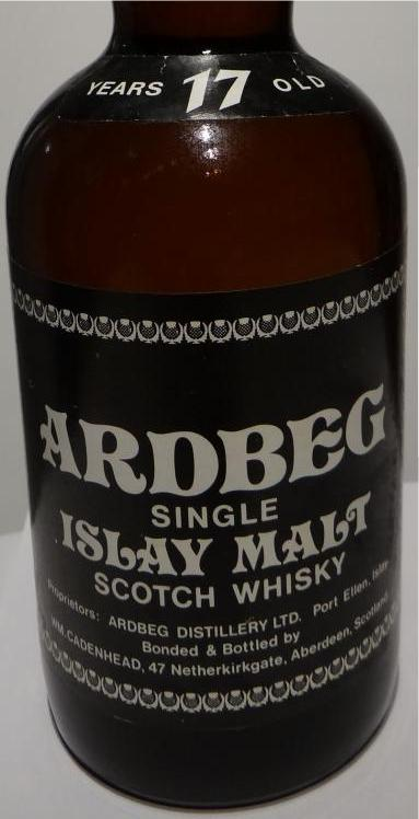 Ardbeg 17-year-old CA