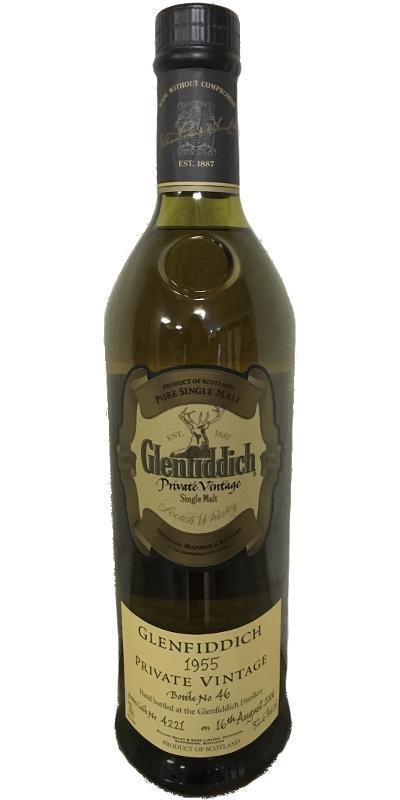 Glenfiddich 1955