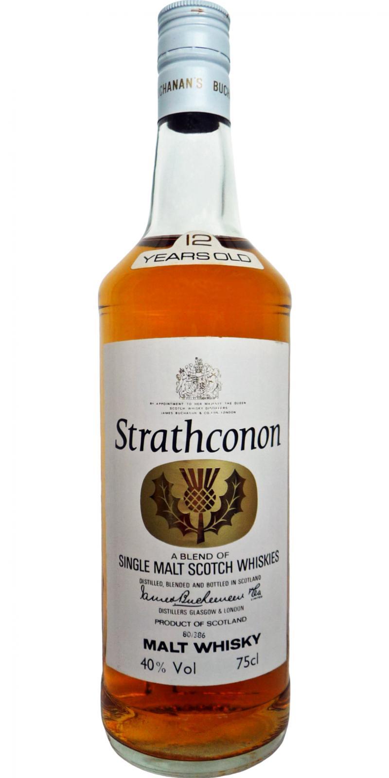 Strathconon 12-year-old